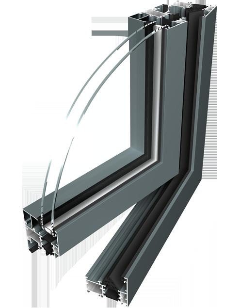 Okna i drzwi PCV